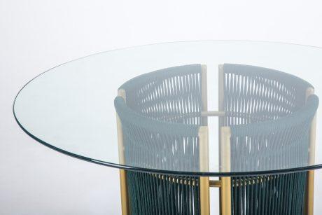 Base de mesa Puentes