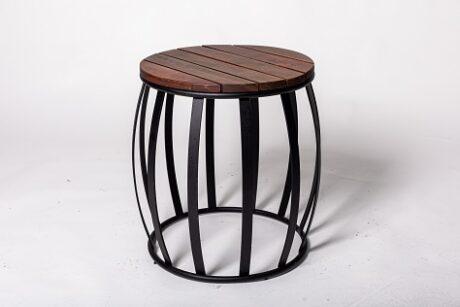 Mesa lateral Wood