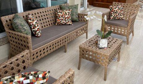 Conjunto de sofá Vallery